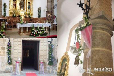 Decoración Iglesias 04